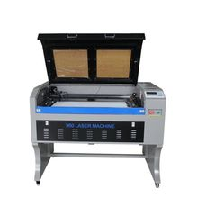 CO2 Laser cutting machine 6090 A3 <strong>paper</strong> 60w 80w 100w