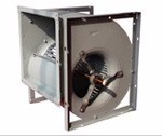 Air conditioning centrifugal fan