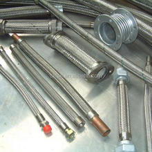 corrugated stainless steel tube