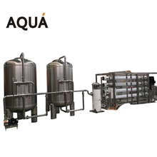 Industrial Ro commercial water purification system / water treatment filter plant