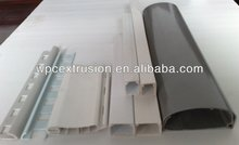 PVC extrusion cable cover mould