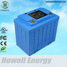 Traction Battery Rechargeable 24v 200Ah LiFePo4 Battery