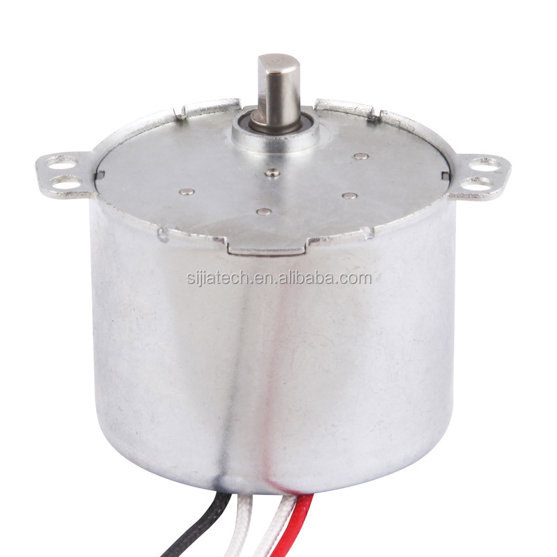 High quality ac synchronous motor 24v