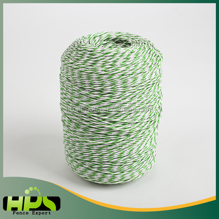 livestock electric fence polyrope