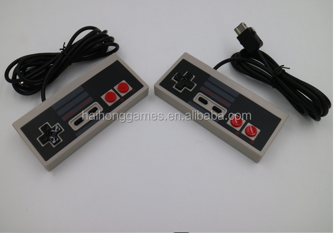 2016 new and high quality for wired NES mini classic controller gamepad
