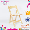 cheap wooden folding wimbledon garden chairs for wedding