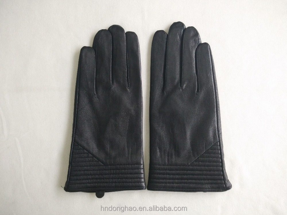 Wholesale Leather Gloves Man Leather Working Gloves Importers