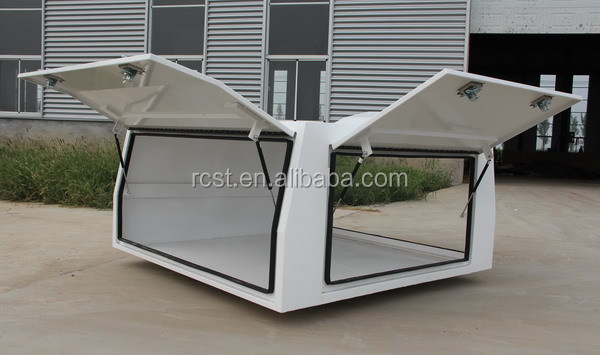 alloy ute canopy