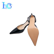 Small Size Pointed Toes Women Removable Luxury Heels With Evening Party