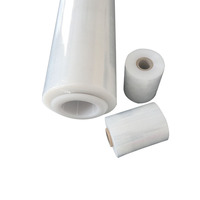 Light weight plastic film roll pallet film stretch wrap packaging film