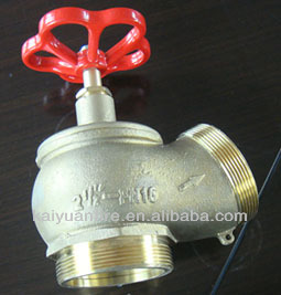 brass female valve
