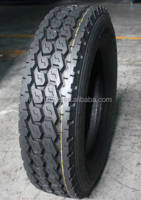 Double Star Radial Truck and Bus Tyre, TBR Tyre Dsr355
