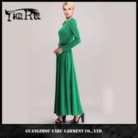 New Design cotton bulk wholesale maxi dresses guangzhou china women clothing manufacturer