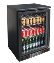 0~8C Hinge Glass Door Back Bar Bottle Cooler/Mini Fridge For Commercial Sales