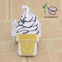 silicone high quality ice cream phone case for samsung galaxy