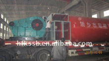 High Capacity and Durable Rotary Kiln in China
