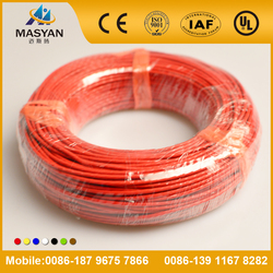 long service life tinned copper conductor teflon wire