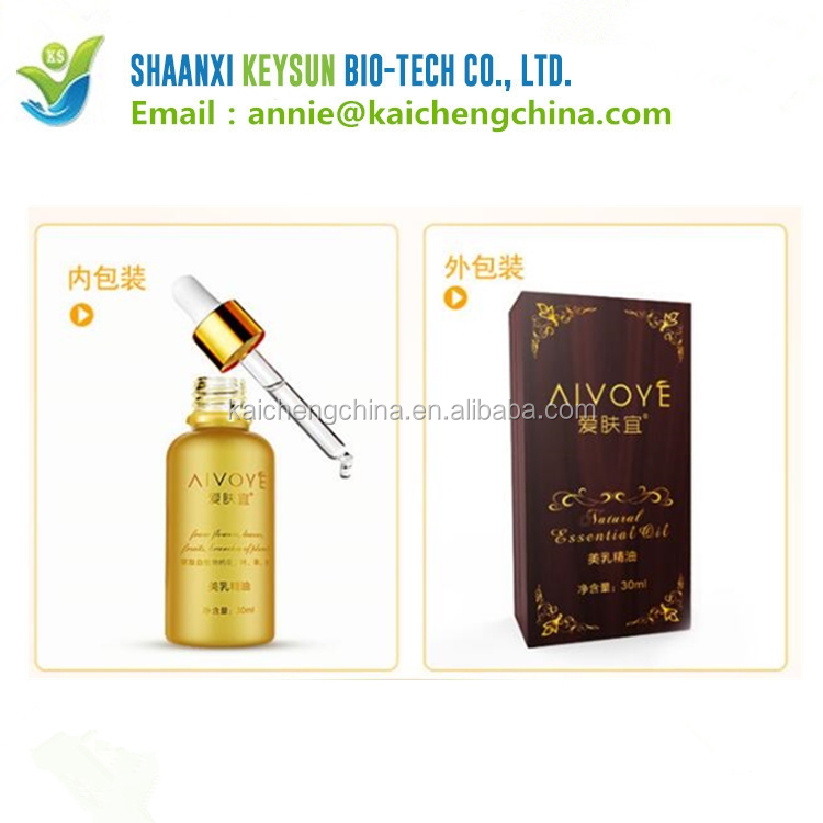 OEM AFY Hot Sale Breast Tightening Oil Massage Oil Woman Increase Breast Oil