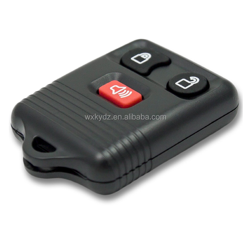 Car Remote Key control fob for Ford with 3 buttons