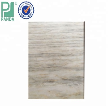 L/C Payment Hot Selling 3D Wall Panels Of PVC Marble Sheet