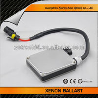 Universal 12V HID xenon DC ballast automobile and motorcycle accessories light