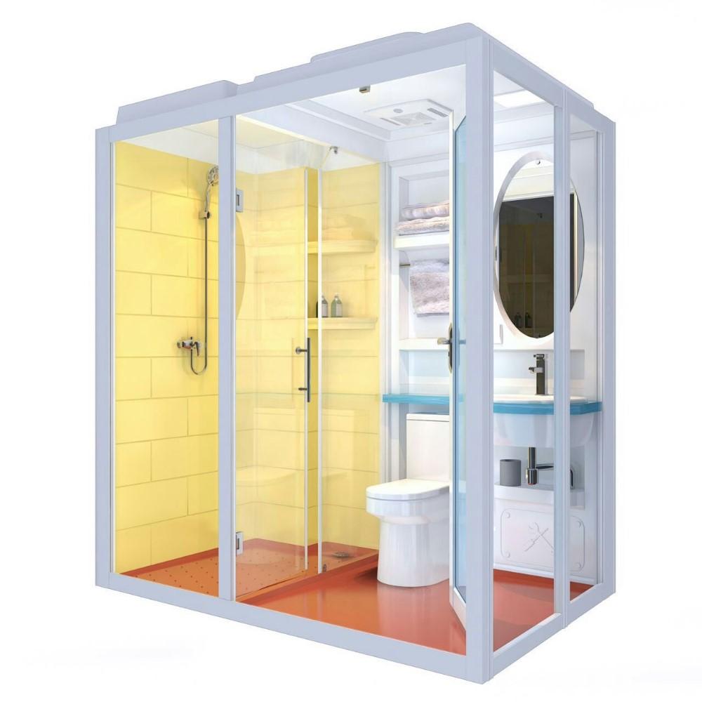 The Advantage Of Prefab Bathroom Unit