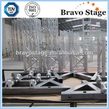 Aluminum/Steel Structure Steel Pipe Truss