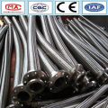 high temperature and soft stainless steel corrugated flexible metallic hose
