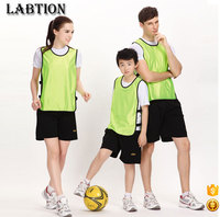 Wholesale polyester quick-drying trainning basketball and soccer vest