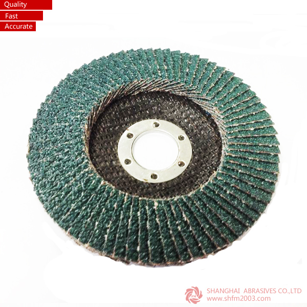 Coated Abrasives Flap Disc Original Manufacturer