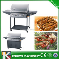 heavy duty gas chicken machine/gas grill for sale