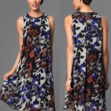 Apparel clothe sleeveless shift women work india boutique dresses