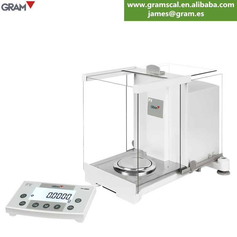 High Resolution FV-120C Electronic Analytical Balance