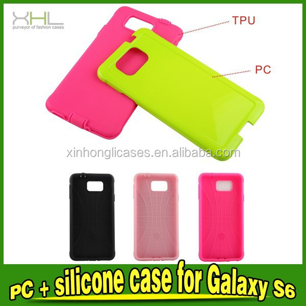2 in 1 Anti-shock Armor Cover For Samsung Galaxy Alpha G850H Case