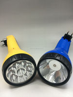 hotsale in south america led flash light, rechargeableled torch light manufacturers