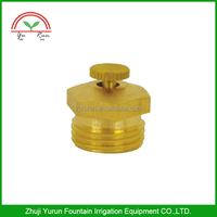 brass adjustable micro jet sprinkler