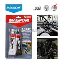 Double Components Tubes Epoxy Adhesives Glue For Granite