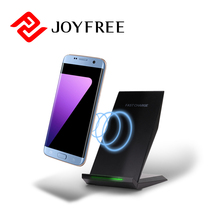Phone Accessories Mobile Phone Fast Wireless Charger For Iphone 8 Samsung Universal Qi Wireless Charger Station