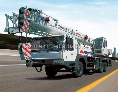 Zoomlion truck crane QY35V532 for sale,35ton lifting capacity