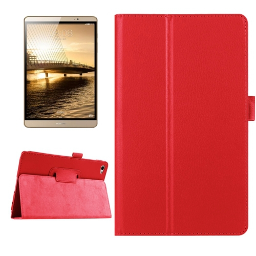 Fast Delivery Smart Leather Tablet Case for Huawei MediaPad M2 Cover with Sleep / Wake-up Function