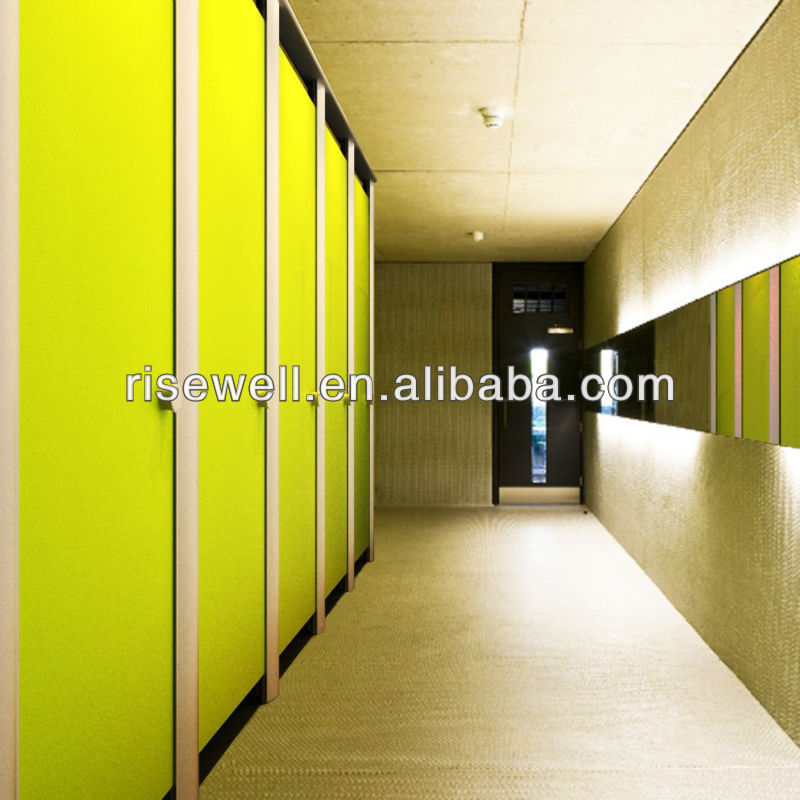 Waterproof Laminated Board Partition Wall