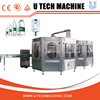 3-in-1 automatic mineral water bottle filling machine and water filling plant