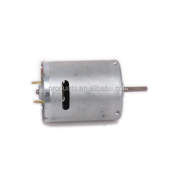 1pc 370 Series Electric Brushed Motor For 1/18 RC Hobby Model Car/Boat/Airplane 58033