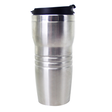 450ML double wall fat coffee mugs metal drinking water bottles stainless steel coffee cups for office best car mug for outdoor