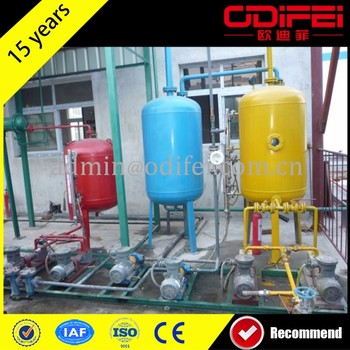Latest technology Continuous oil filtration machines