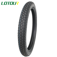 LOTOUR brand Motorcycle tire 2.75-17 hot selling in the south Africa with popular pattern