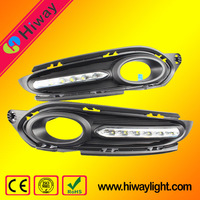 For honda vezel auto led drl car tuning light