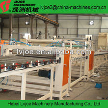 2 Million SQM Capacity PVC Laminated Gypsum Ceiling Tile Production Line Machine
