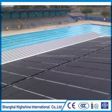 Hot selling plastic solar pool water heater collectors with chlorine resistant