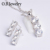 Gold plating jewelry sets Earrings Pendant Necklace jewellery set for women